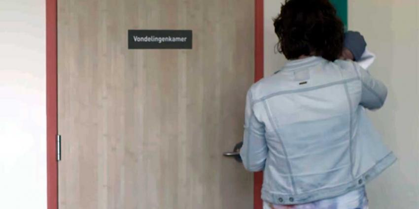 Isala ziekenhuis Zwolle opent haar eerste vondelingenkamer