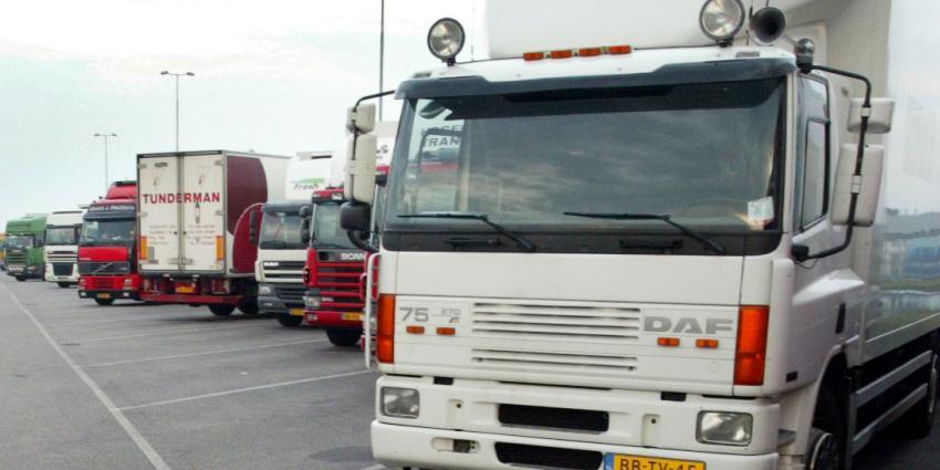 Bouw Parkeerplaats voor 230 vrachtwagens in Duiven van start