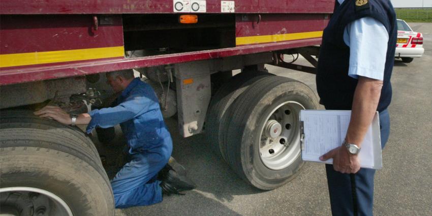 foto van vrachtwagen | fbf