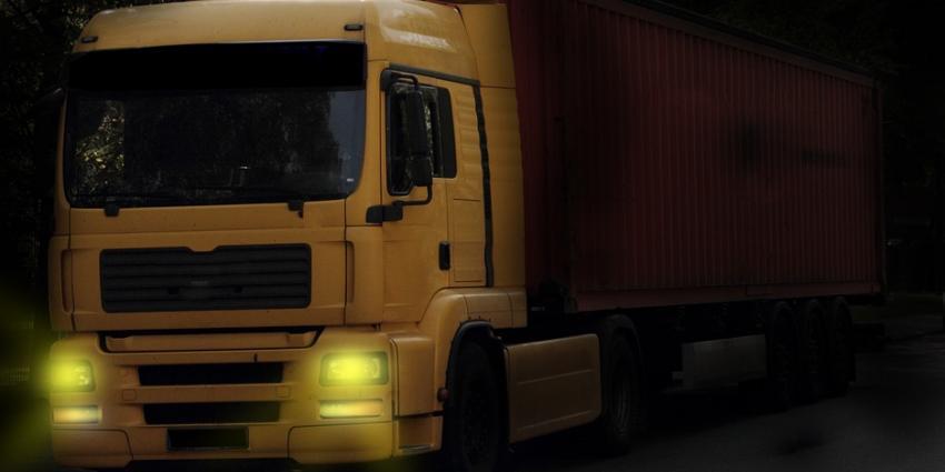 Verwarring om gestolen truck met 'gevaarlijke' stof