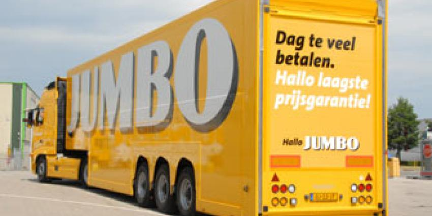 FNV: Donderdag langere pauze en stiptheidsacties in Jumbo-distributiecentra