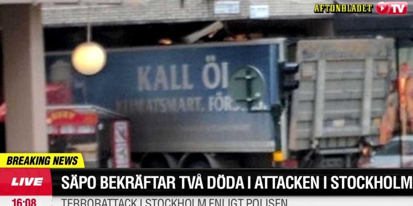 Verdachte aanslag Zweden werd gezocht om uitgezet te worden