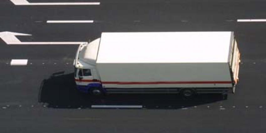 Ravage na onwelwording vrachtwagenchauffeur A76