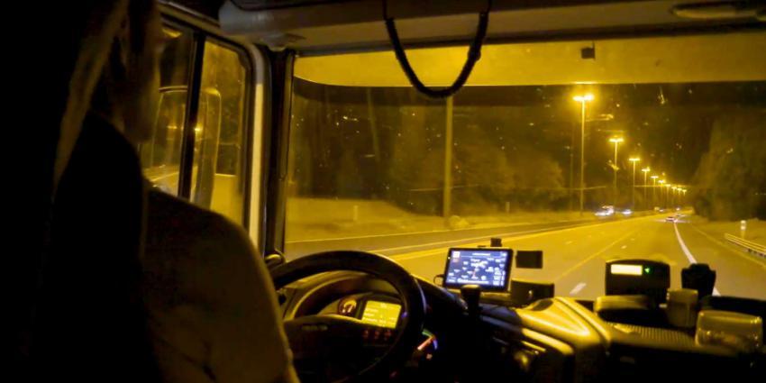 FNV: Schokkende praktijken bij transporten van autofabrikanten in beeld gebracht