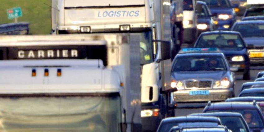 Supermarkten aan de slag met truck platooning