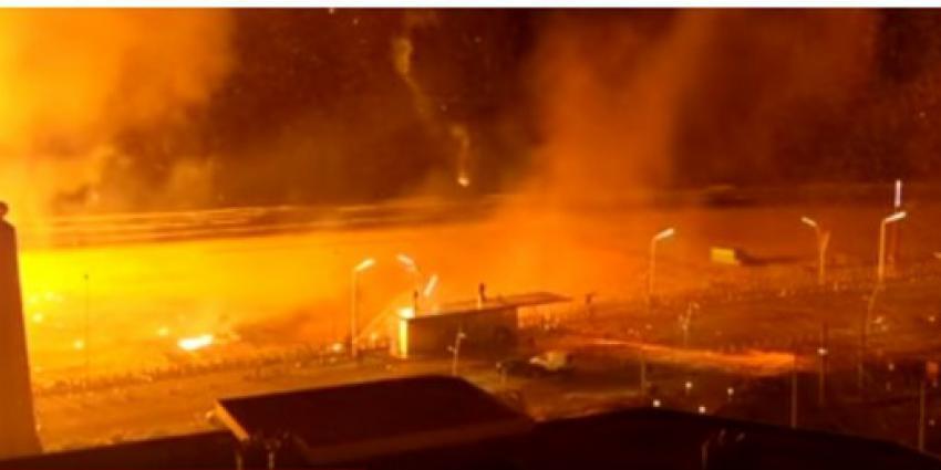'Haagse ambtenaren werden bedreigd door bouwers vreugdevuren'