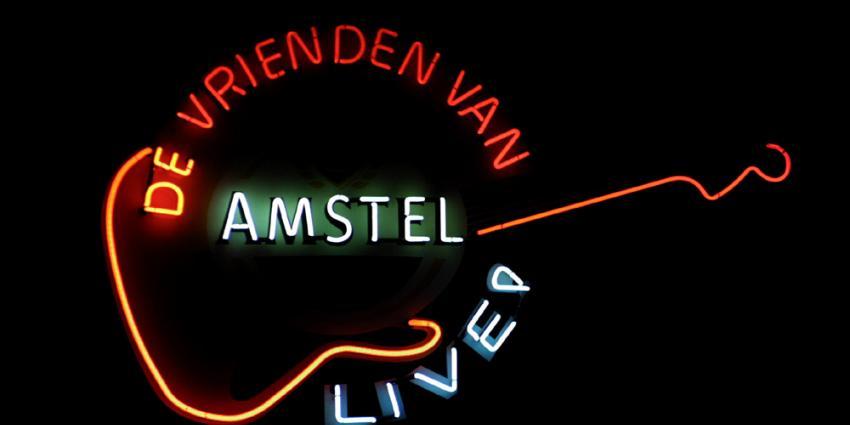 Foto van Vrienden voor Amstel Live!   Archief EHF