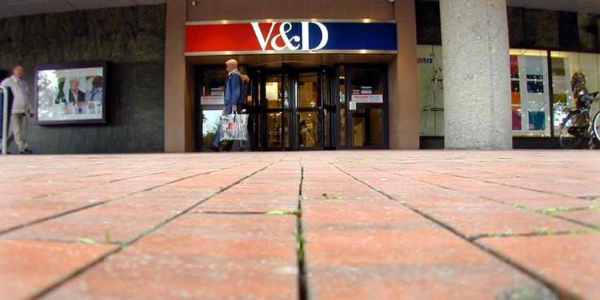 'Eigenaar V&D investeert 47 miljoen in het bedrijf'