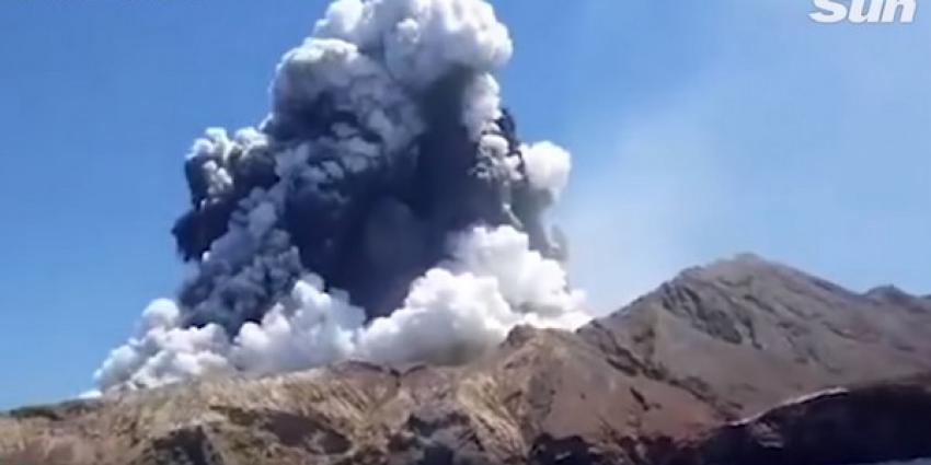 vulkaan, uitbarsting, nieuw-zeeland, doden, gewonden, white island