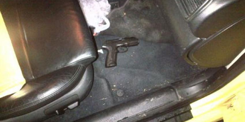 Uitpraatprocedure na melding vuurwapen