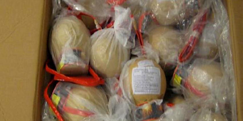 Tip leidt agenten naar 2000 kilo zwaar vuurwerk in schuur Klazienaveen