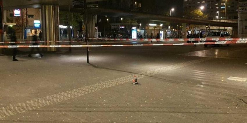 Vuurwerkbom met Cobra op Zuidplein Rotterdam veiliggesteld