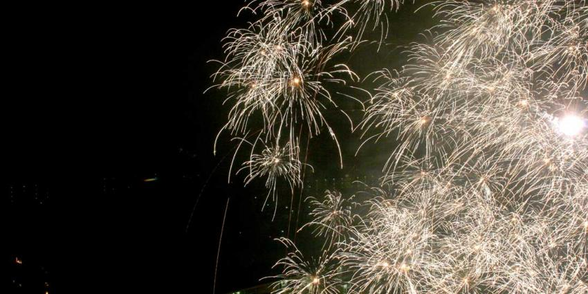 Kinderen gewond door rondvliegende glassplinters na ontploffing vuurwerk