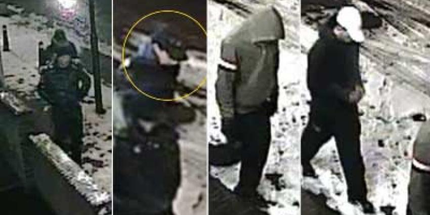 foto van verdachten waalre | Politie