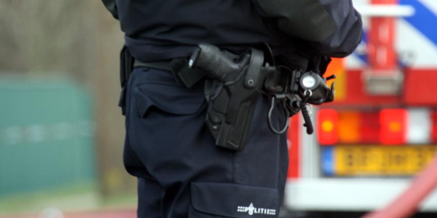 Politie schiet verdachte neer in Eindhoven