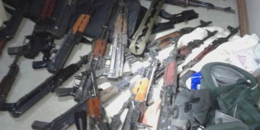 '14 tips over grote wapenvondst in Nieuwegein'
