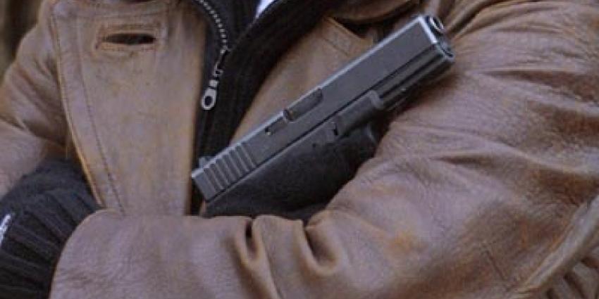Politie onderzoekt beroving met vuurwapen