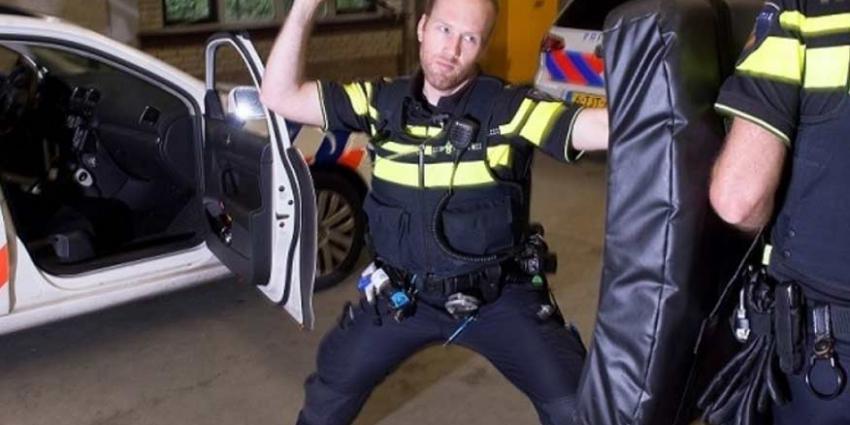 Politie kiest voor uitschuifbare wapenstok