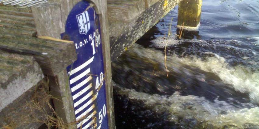 Extra maatregelen om aanhoudende droogte, IJsselmeer is nationale 'regenton'