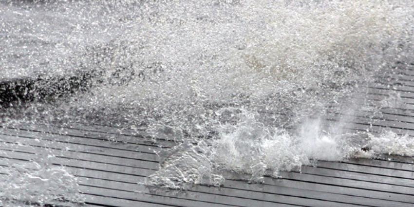 Waterschappen:situatie rond hoogwater door herfststorm is beheersbaar