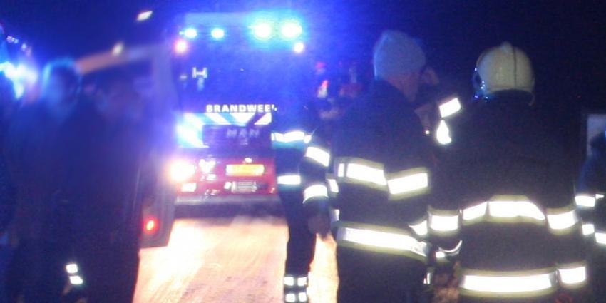 Vijf mensen gewond bij verkeersongeval in Dordrecht