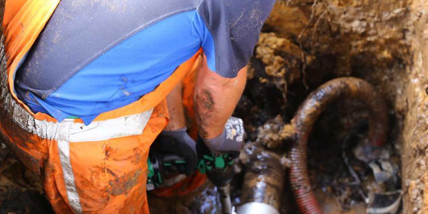 waterleiding-lek
