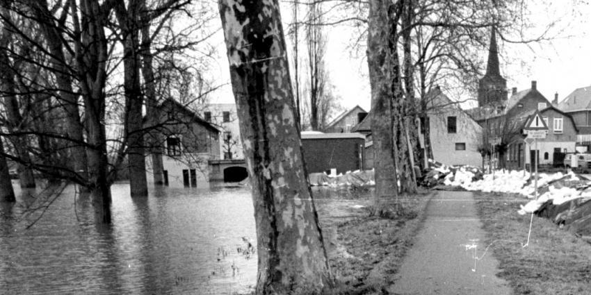 Watersnoodramp vandaag precies 60 jaar geleden