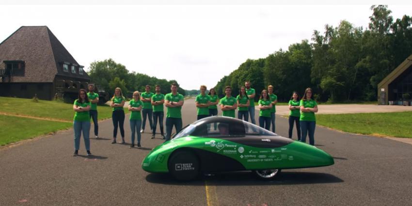Wellicht de meest efficiëntste waterstofauto's ter wereld