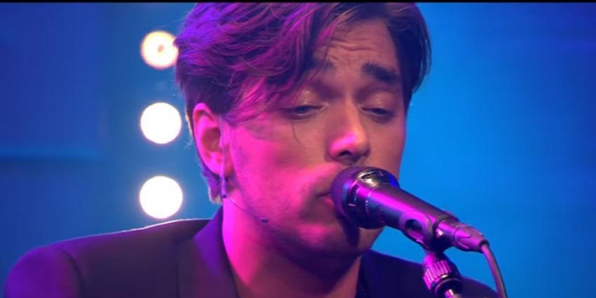 Waylon 18e op Eurovisie Songfestival