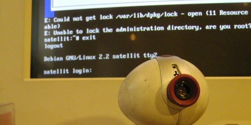 Webcam voor computerscherm   Archief