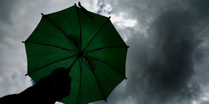KNMI waarschuwt voor gevaarlijk weer op bevrijdingsdag