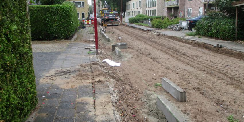 Werkzaamheden Hebbenstraat