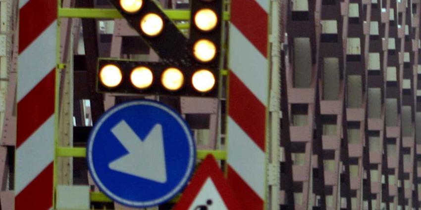 Onderhoud en verkeershinder A58 en N59 in Zeeland