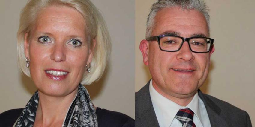 foto van nieuwe wethouders Meerssen | Gem. Meerssen