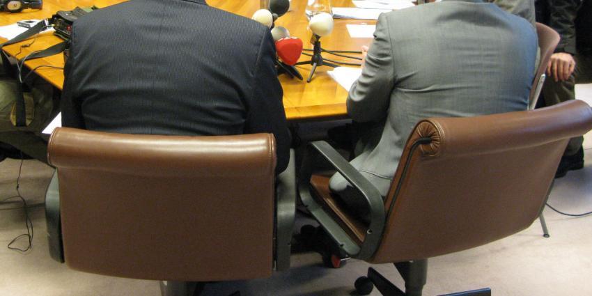 foto van wethouders Meerssen opgestapt | Archief fbf