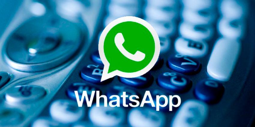 WhatsApp gaat informatie delen met Facebook