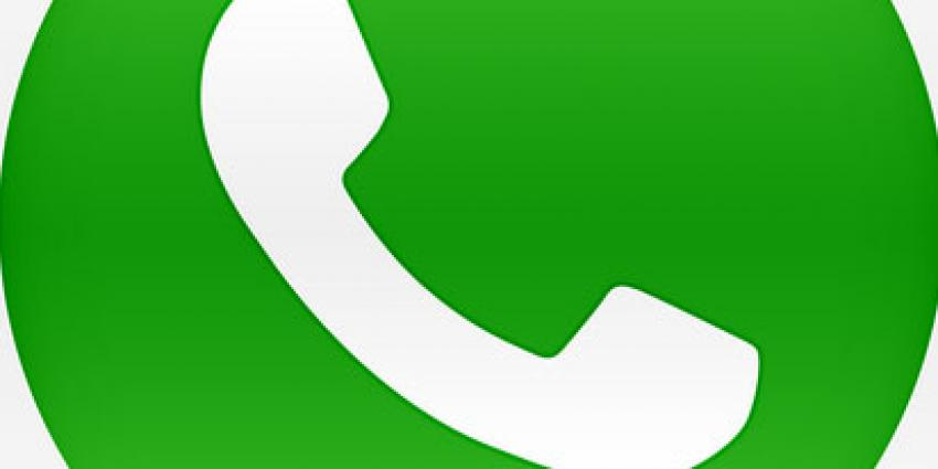 Whatsapp kampte even met grote storing