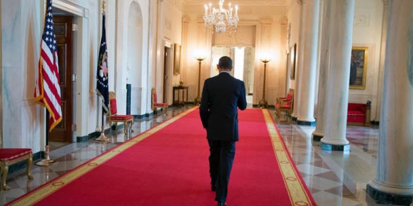 Oud president Barack Obama en zijn vrouw gaan film en series produceren voor Netflix