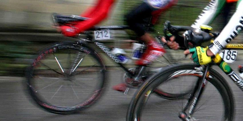 Gestolen racefietsen weer terug bij wielerploeg