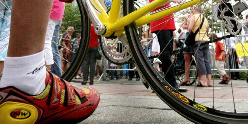 Koning bij start Tour de France Utrecht