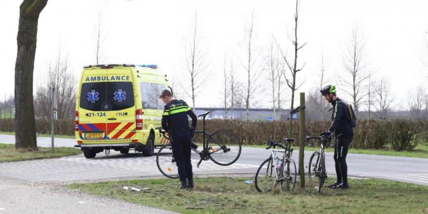 Wielrenner gewond na aanrijding in Sint-Oedenrode