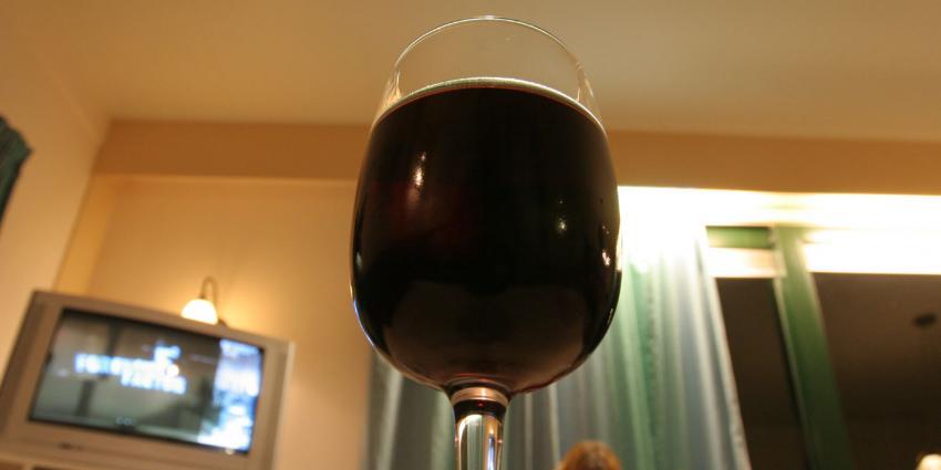 Franse wijn minder populair