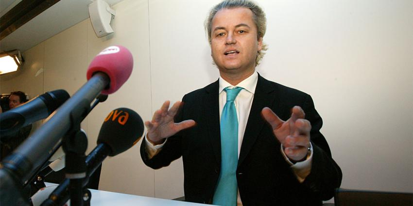 Veiligheidsdienst onderzocht banden tussen Wilders en Israël