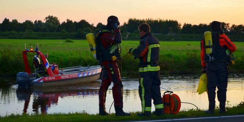 Hulpdiensten vinden lichaam in water Wildervank
