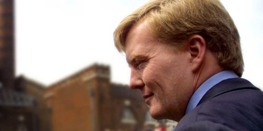 Koning Willem-Alexander opent tentoonstelling 'Willem'