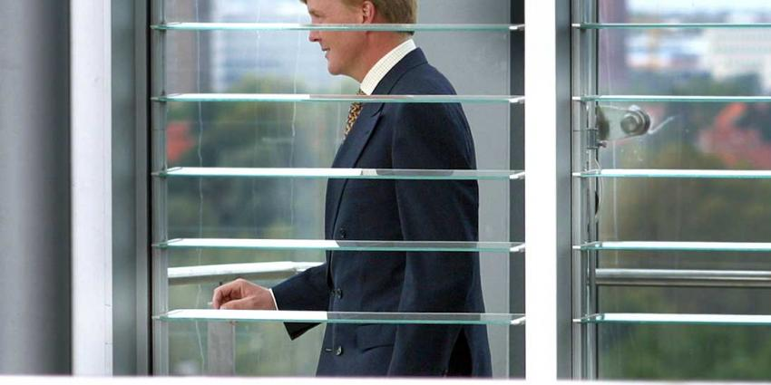 Foto van koning Willem-Alexander   Archief EHF