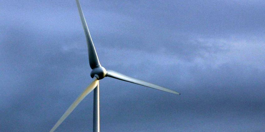 Grootste windmolen ter wereld komt op Tweede Maasvlakte