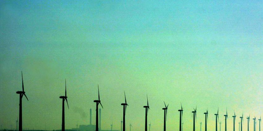 windmolenpark-windmolen