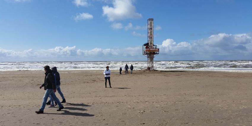 Eerste windpark op de Noordzee bij Zeeland valt goedkoper uit