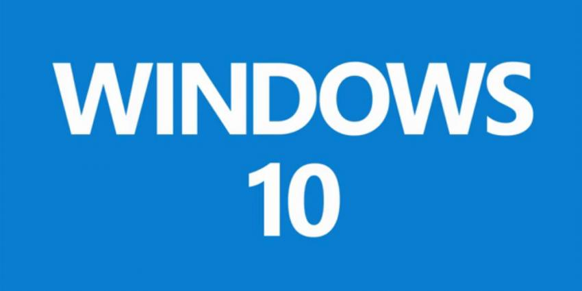 Langverwachte Windows 10 vanaf 29 juli beschikbaar